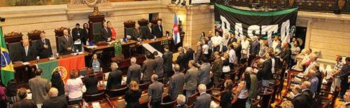 Lista de vereadores eleitos no Rio de Janeiro. Veja a lista dos nomes dos vereadores eleitos na cidade do Rio de Janeiro. Eleições 2012
